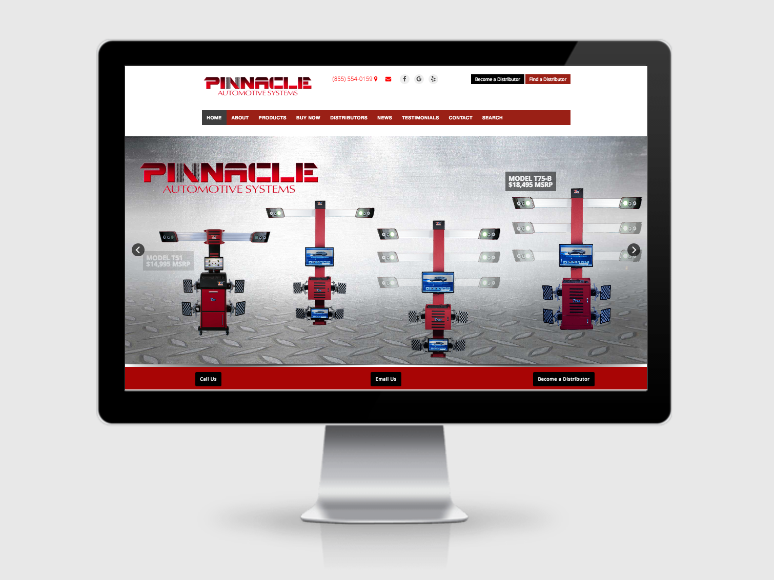 Pinnacle Automotive System